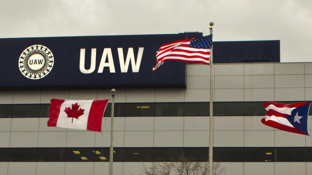 UAW Solidarity House